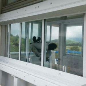 Fenêtres fortifiées et pare-balles