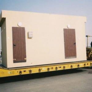 Transportable rapidement, efficacement et à faible coût