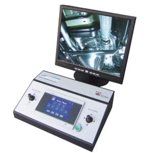 Le système vidéo de la caméra diffuse sur un écran à distance (jusqu'à1500 mètres) de sorte que, dans le cas où des explosifs sont découverts il n'y a aucun contact humain direct entre le véhicule et le système d'opération. Les caméras assurent une résolution et un contraste élevés, une image en couleur permet de voir les moindres détails. Les images sont stockées dans la mémoire de l'ordinateur.